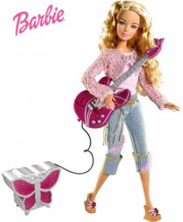 Barbie Movie Paris Hilton