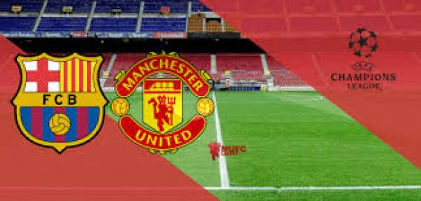 Barcelona v Manchester United Winner Betting Odds - 16 April