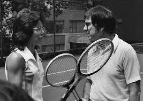 Report: Billie Jean King's 'Battle of the Sexes' Win Rigged Due to Mob Gambling