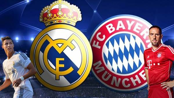 Bayern Munich v Real Madrid Betting Preview, Tips and Latest Odds 11 April