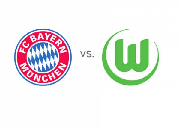 Bayern Munich v Wolfsburg Betting Tips, Latest Odds 22 September