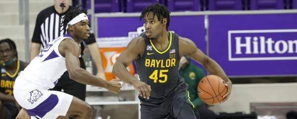 Baylor Payout Odds to Win the 2021 NCAA Tournament