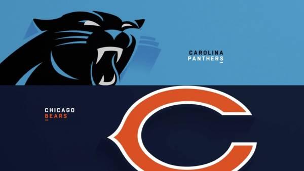 Chicago Bears vs. Carolina Panthers Week 6 Betting Odds, Prop Bets