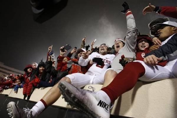 Oklahoma vs. OSU Betting Odds – 2017 Bedlam Game