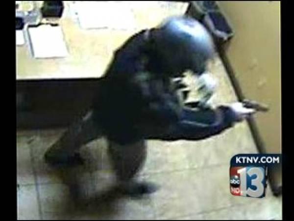 Bellagio Chip Robber Arrested