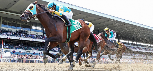 Belmont Stakes Morning Odds 2020