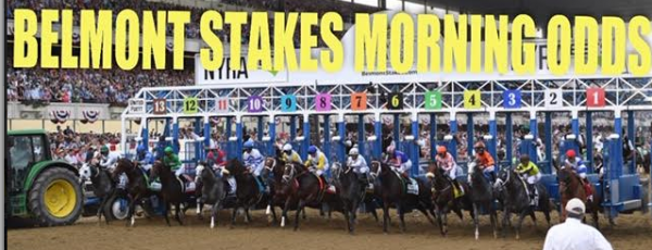 2019 Belmont Stakes Morning Odds