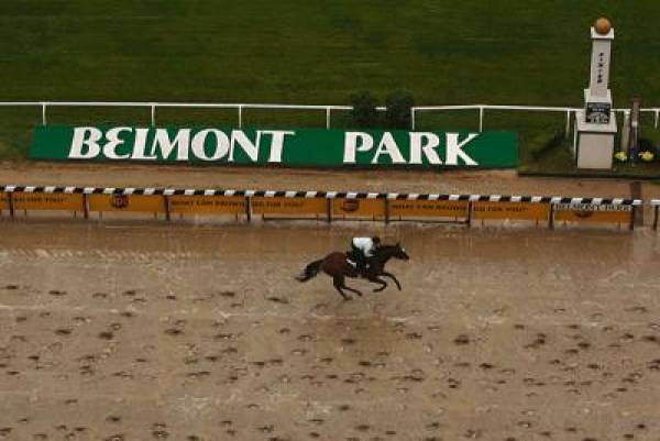 Belmont Stakes Weather