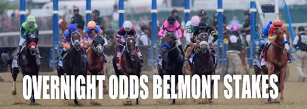 Overnight Odds 2019 Belmont Stakes