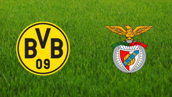 Where to Benfica v Bet Borussia Dortmund