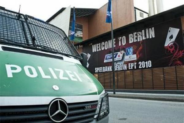 Berlin Poker Heist