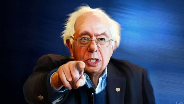 Gambling Industry Could Get Burned if Bernie Sanders is Elected President