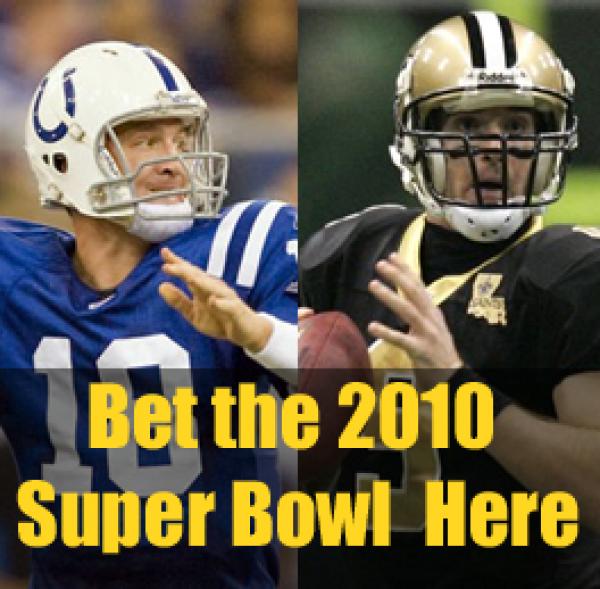 Super Bowl Bets