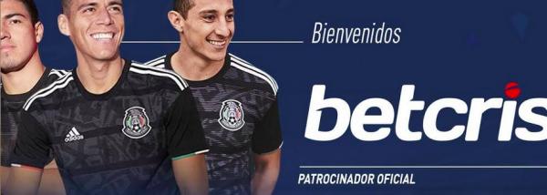 Betcris.mx, el Sitio de Apuestas Oficial de la  Selección Nacional de México