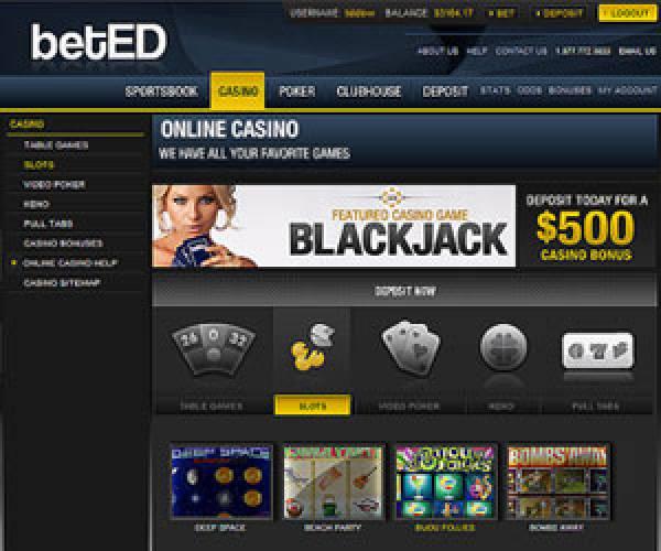 BetED.com Shut Down