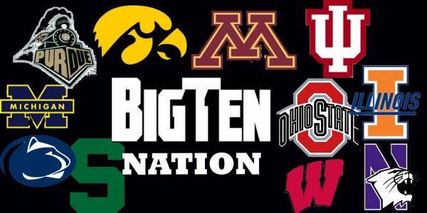 2017-2018 Big Ten Betting Odds to Win: Buckeyes, Badgers, Lions, More