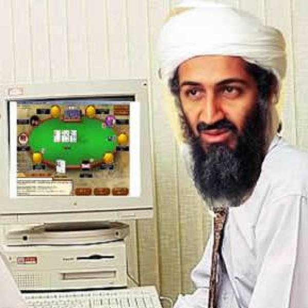 Bin Laden Poker