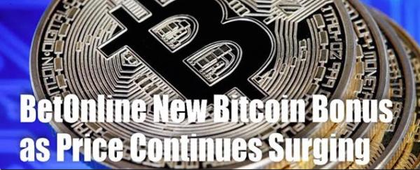 BetOnline Announces New June Bitcoin Sportsbook Promos