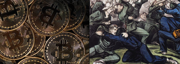 Is a Bitcoin Civil War Possible?