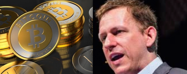 WSJ: Peter Thiel's Founders Fund Make Monster Bet on Bitcoin