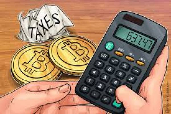 Hardly Anyone Paying Taxes on Bitcoin Gains