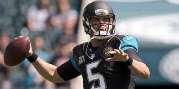 Jaguars 2017 Odds May Need Readjusting With Possible QB Change