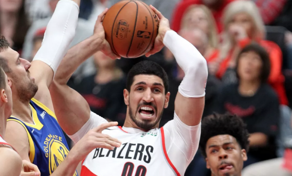 Blazers Get Enes Kanter Back in Threeway Trade