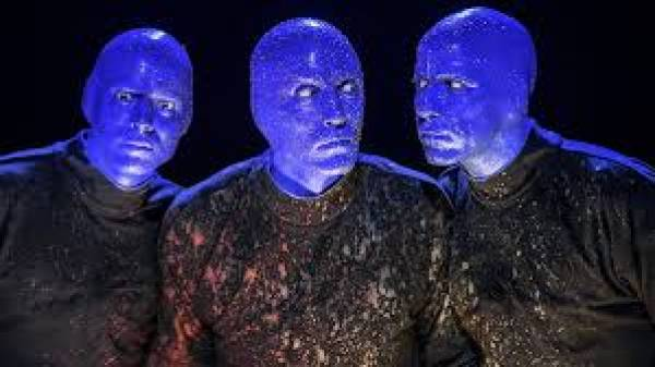 Blue Man Group Welcomes Players to Final of Big One for One Drop