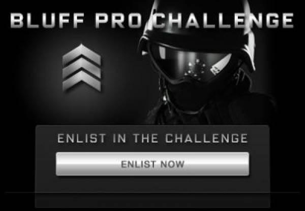 Bluff Poker Challenge
