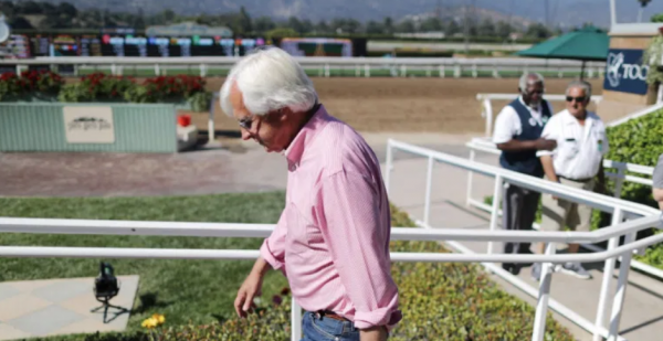 2 Baffert-Trained Horses Test Positive for lidocaine After Wins at Oaklawn