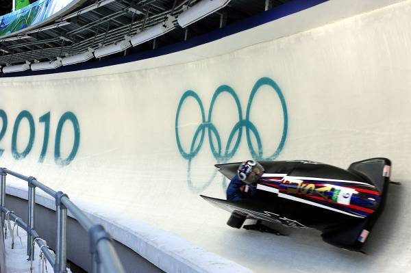 Bobsleigh Men's 2 Man Odds to Win Gold 2018 Winter Olympics