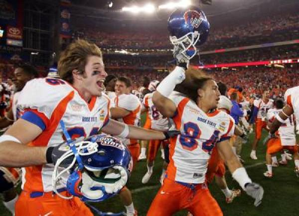 Boise State-Georgia Betting Odds