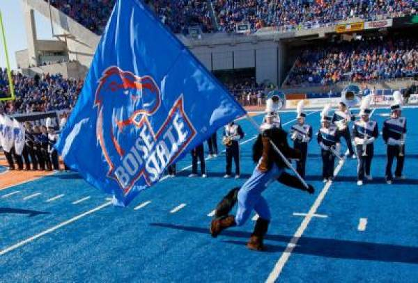 BYU vs. Boise State Spread at Broncos -6.5