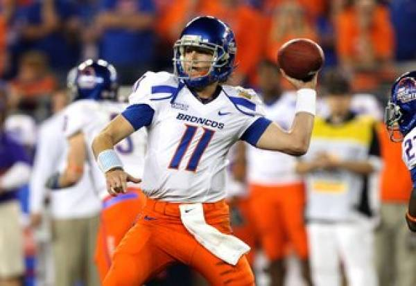 Boise State vs. Nevada Betting Preview