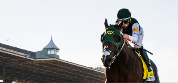 Bolt D'Oro Post Position Chances of Winning the Kentucky Derby
