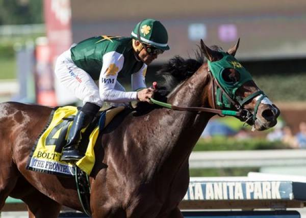 Odds on Bolt d'Oro Winning This Year's Kentucky Derby