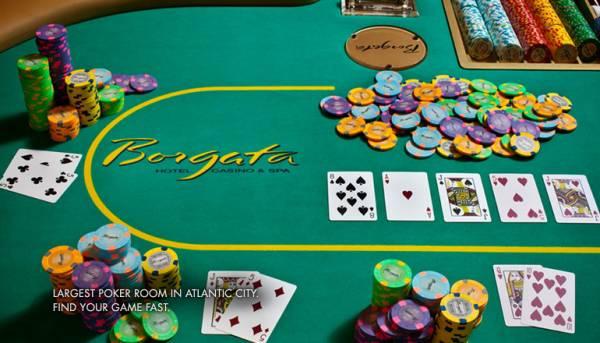Borgata Spring Poker Open 2014 Announced