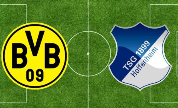 Borussia Dortmund v Hoffenheim Betting Tips, Latest Odds