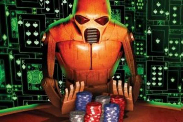 Image result for robot poker