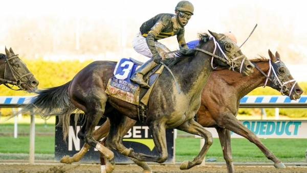 Bourbonic Payout Odds to Win the Belmont Stakes