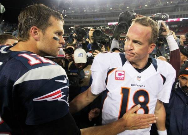 Brady vs. Manning Betting Props – Odds and Stats