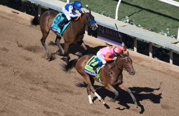 Where Can I Bet Friday's Breeders Cup Juvenile Races Online? - Picks