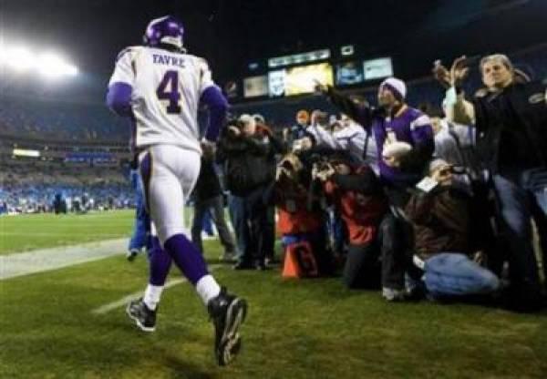Packers-Vikings Odds