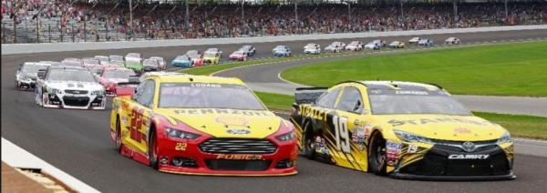 Kevin Harvick 13-2 Odds to Win 2016 Brickyard 400: Kyle Busch Favored