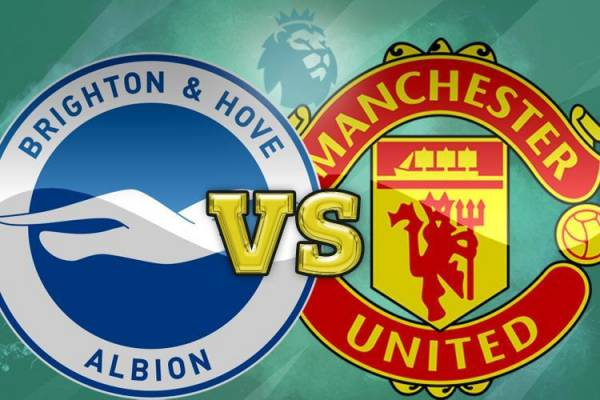 Brighton vs Manchester United Match Tips Betting Odds - Tuesday 30 June