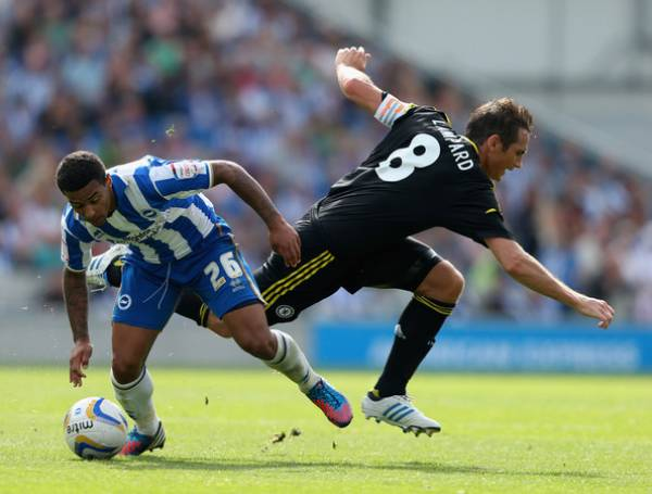 Brighton v. Chelsea Betting Tips, Latest English Premier League Odds - 20 January