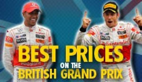 British F1 Grand Prix Betting Odds – 2011