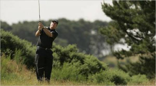 2008 British Open Golf