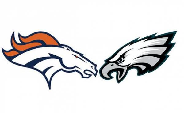 Broncos vs. Eagles Betting Line at Philadelphia -7.5: Favorite Most Bet on Side