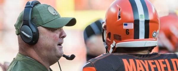 Cleveland Browns to Name Freddie Kitchens New Head Coach
